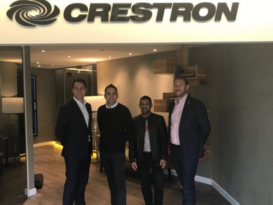 Crestron Appoints Pulse Cinemas as Official Reseller to the Trade