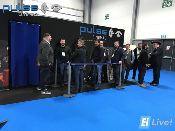 Pulse Cinemas Shines at EI Live!
