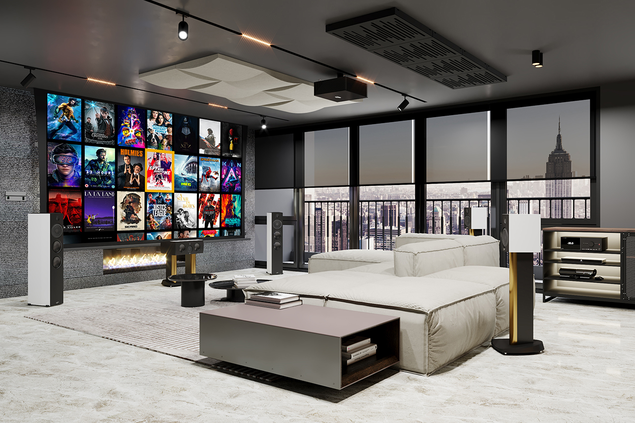 High-Quality Home Cinema- Competitively Priced-002